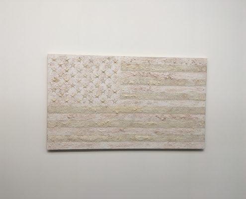 Joanna Rajkowska - American Flag (2016)