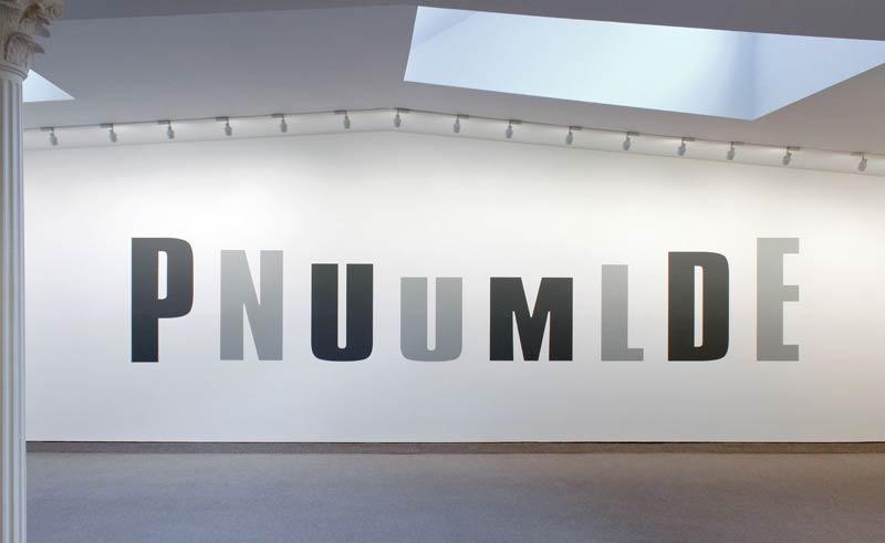 Pendulum - Kay Rosen