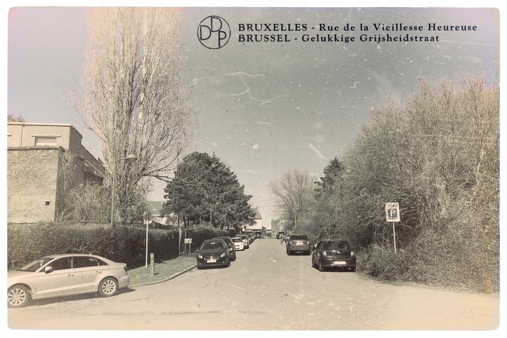 rues BXL straten (2019)