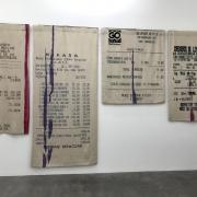 Gabriel Kuri - Untitled (Vouchers) (2007)