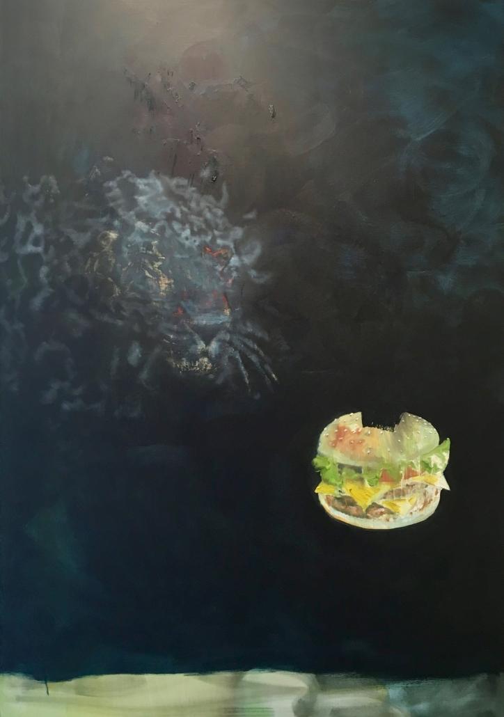 Bram Kinsbergen - Untitled #5 (2015)