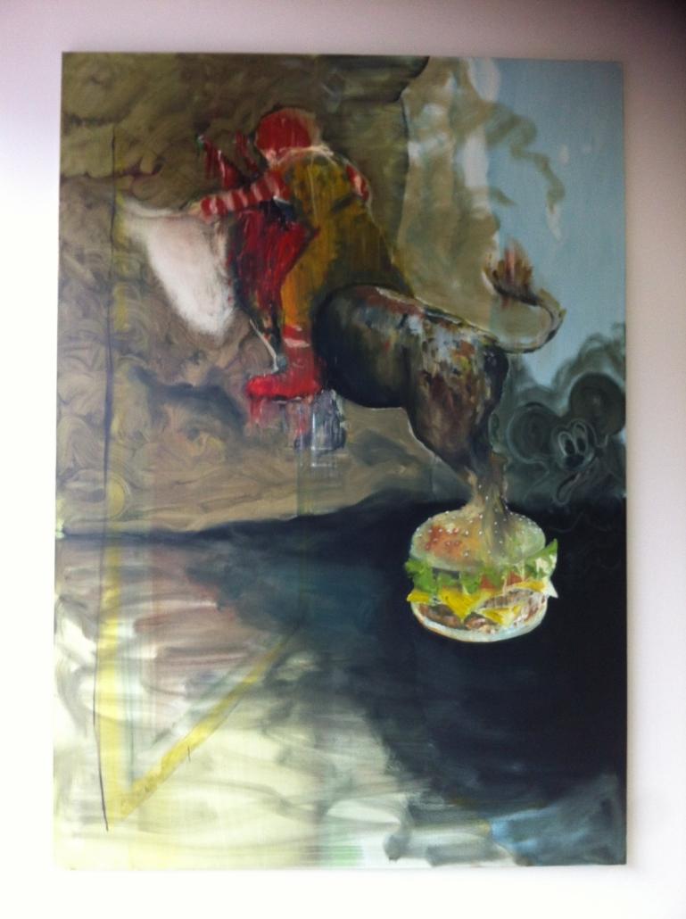 Bram Kinsbergen - Untitled #5 (2011)